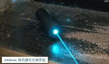 488nm 5mw Cyan Blue Laser Pointer Pen Handheld Torch Flashlight