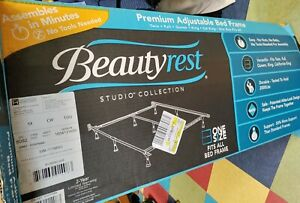 Beautyrest Premium Metal Adjustable Bed Frame (One Size Fits All)