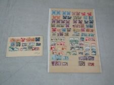Nystamps British Palestine Israel old stamp collection