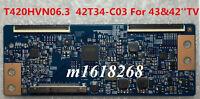 AUO T-Con Board T420HVN06.3 Ctrl BD 42T34-C03 SHARP Vizio For 43''TV &42 '' TV