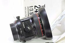 Canon Lens TS-E 24mm f/3.5 L, OVP