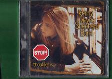 KENNY WAYNE SHEPHERD BAND - TROUBLE IS CD NUOVO SIGILLATO