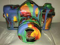 Margarita Bonke PAINTING Art Objekt Skulptur Deko Figur Fotoapparat Camera 1