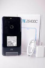 "ZTE Blade X2 MAX Z6400C 32GB 6"" 4G LTE (Factory Unlocked) Black Smartphone New"