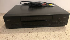 New listing Rca Vr349 Vhs Vcr Plus+ Tested and Works Great! Includes Av Cables