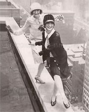 16x20 photo: Flapper girls dance Charleston on Chicago rooftop 1926, Roaring 20s