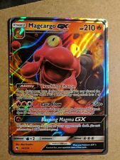 Magcargo GX 44/214 Lost Thunder - Ultra Rare Near Mint Pokemon Card
