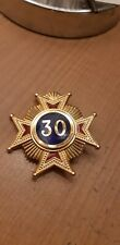 More details for masonic rose croix 30th degree star jewel
