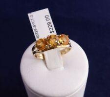 Handmade Citrine Yellow Fine Jewellery
