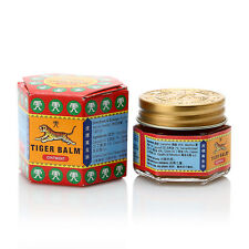 TIGER BALM 19g Red Ointment For Muscular Ache Pain Relief Headache Sting Bites