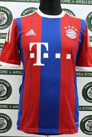 Maglia calcio BAYERN MONACO TG S 2014/15 shirt trikot maillot jersey camiseta