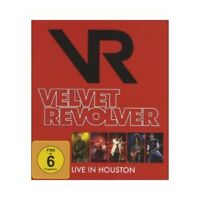 VELVET REVOLVER - LIVE IN HOUSTON & LIVE AT ROCKPALAST  BLU-RAY ROCK & POP NEW+