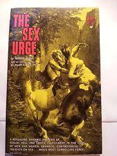 The Sex Urge: Norman Winski Genell Corp. 1965 Sleaze/GGA/Fiction/Adult E-107