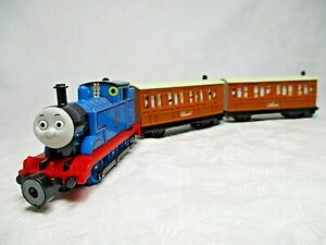 Thomas & Friends BANDAI Tank Engine Collection Die-cast ANNIE CLARABEL 1992 Good