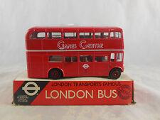 Trasporto LONDRA UFFICIALE SOUVENIR AEC Routemaster GIOCHI centro ROU 15 non CORGI