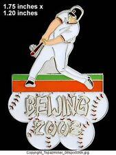 OLYMPIC PIN Beijing China 2008 SPORT BASEBALL 1/100HS