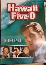 Hawaii Five-O: Complete Season 1 (DVD, 7 Disk Set) FREE SHIPPING !