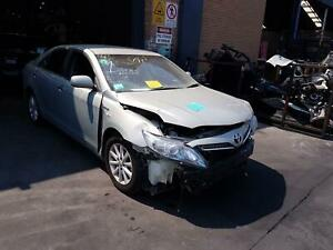 TOYOTA CAMRY TRANS/GEARBOX AUTOMATIC, CVT, ELECTRIC HYBRID, AHV40, 12/09-11/11