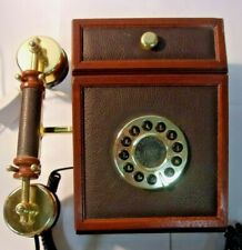 Spirit of St Louis Wooden Classic EXECUTIVE 1927 TELEPHONE Replica