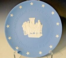 "Wedgwood Collector Plate American Independence ""Declaration Signed"" (600)"