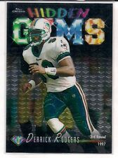 1997 Topps Chrome Hidden Gems Derrick Rodgers #HG15