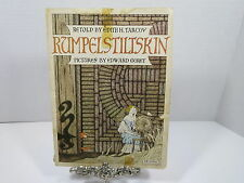 RUMPELSTILTSKIN Softcover Book Edith Tarcov & Edward Gorey (1973) Scholastic