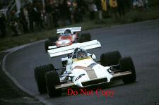Pedro Rodriguez BRM P160 holandés Grand Prix 1971 fotografía