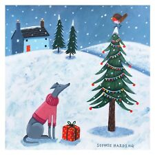 2018 Just Whippets Christmas Cards