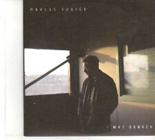 (DR299) Marcus Foster, I Was Broken - 2011 DJ CD