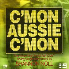 Shannon Noll C'mon Aussie C'mon [Single]  (CD, Dec-2004, BMG (distributor))