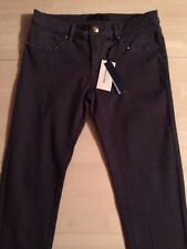 Juicy Couture Carbon Gray Studded Skinny Jeans Size 28 X 32 New! $90