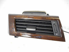 09 BMW 535i E60 Driver Left LH Dash Air Vent Wood Grain Trim OEM 6422 6 910 731