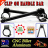 50 mm CNC Clip-On Handlebar For Honda CBR 1000 RR 2004 2005 2006 2007 2008-2014