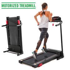2.0hp 1100w Folding Treadmill Electric Motorized Power Running Fitness Machine