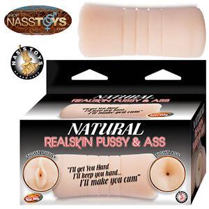 Pocket Pussy Realistic Real Skin Feeling Cream Pie Masturbater NassToys Sex Toys