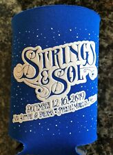 Greensky Bluegrass Strings & Sol Music Festival 2019 blue beverage koozy