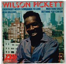 Wilson PICKETT   Everybody needs somebody to love  7' 45 tours EP