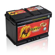 Banner 57001 Running Bull AGM 70Ah 12V Start-Stopp / Caravan / Camping