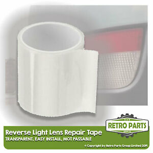 Rear Reverse Light Lens Repair Tape for Lotus. Clear Lamp Seal MOT Fix