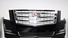 2015 2016 2017 2018 Platinum Cadillac Escalade Front Bumper Assembly  OEM-GM