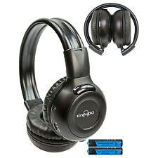 1 New Replacement Headphone Fold In Wireless Infrared Rear Entertainment IR-609B