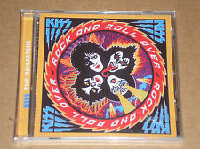 KISS - ROCK AND ROLL OVER - CD REMASTERED SIGILLATO (SEALED)