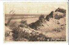 CPA - Carte postale-BELGIQUE-Bredene - La Dune, ourlet de la Mer-1953-S 2302