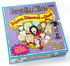 Jacqueline Wilson Board Game Dreams Dilemmas & Divas 3 to 6 Players Age 7+ Years