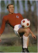 CALCIO Aral Bergmann sammelbild WM Inghilterra 1966 Günter diconseguire Mönchengladbach