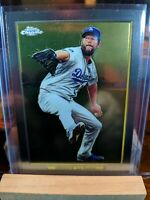 Clayton Kershaw 2020 Topps Series 1 Turkey Red Chrome card #TRC-43! Dodgers!