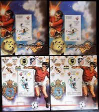 Djibouti,1982 Soccer, Football World Cup, perf & imperf, MNH (419)
