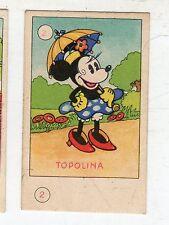 figurina - TOPOLINO ELAH ORIGINALE - numero 2