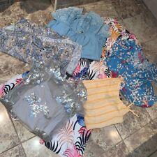 New Look Summer Bundle Dress Playsuit Jumpsuit Sequin MeshFloral Maxi Denim 6 8
