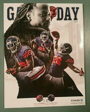 CHICAGO BEARS vs BUCCANEERS GAME PROGRAM 11/23/2014 TIM JENNINGS #26 ON COVER